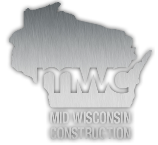 Mid Wisconsin Construction Logo